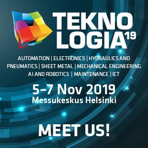 Teknologia 2019 banner
