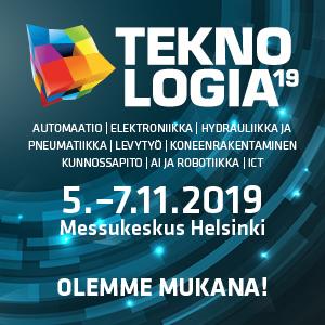 Teknologia 2019 banneri